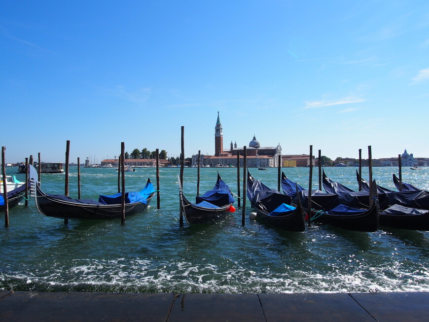 Классическое фото из Венеции