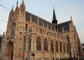 По Брюсселю не спеша. Церкви.