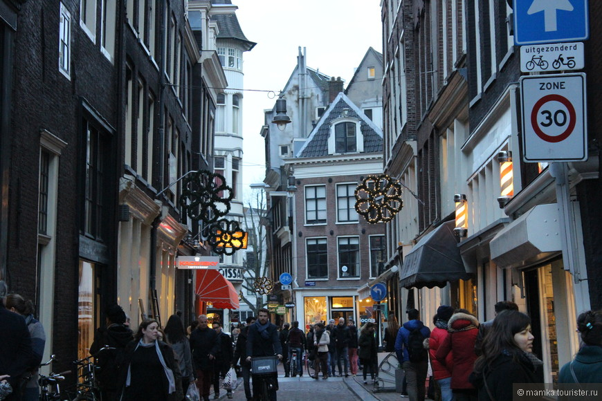 Рождественская Европа- это очень красиво!