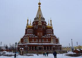 Новогодний Ижевск