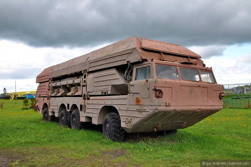 Паромно-мостовая машина ПММ-2М