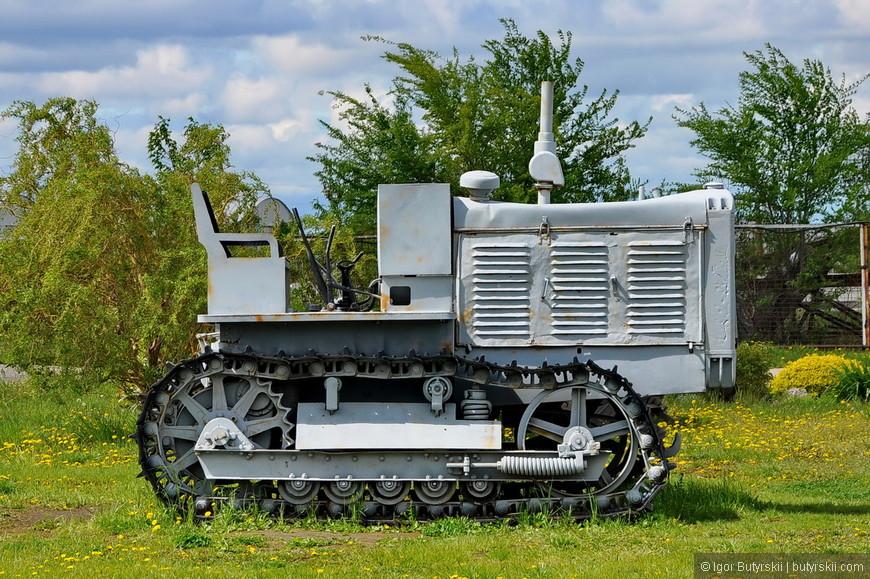 Трактор «Сталинец-65» (С-65)