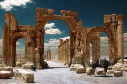 В Лондоне и Нью-Йорке построят копии античной арки из Пальмиры
