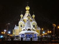 Воронеж. Вознесенская церковь.