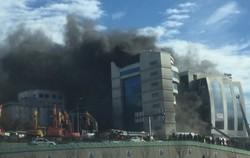 Пожар в стамбульском отеле локализован