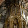 интерьер церкви Монастыря Христа/Конвенту ду Кришту