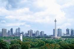 В Джакарте произошла серия взрывов