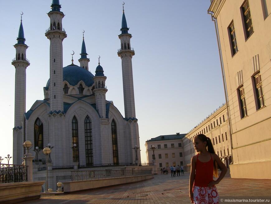 Мечеть названа в честь имама, образованнейшего человека, видного религиозного деятеля, который погиб, обороняя одну из частей Казани во время захвата города Иваном Грозным в 1552 году.