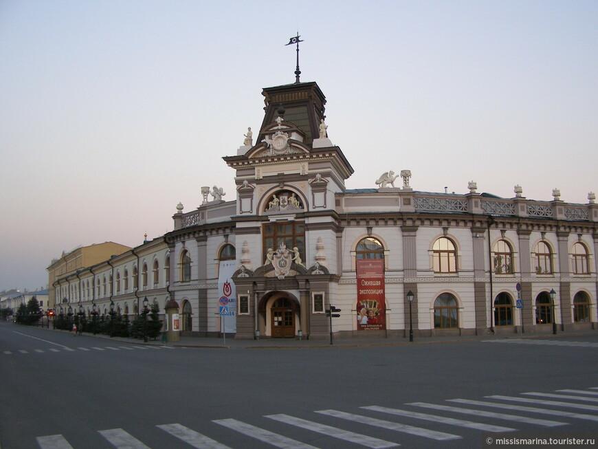 В Казани  все блестит, чисто,ухоженно, много можно найти интересного