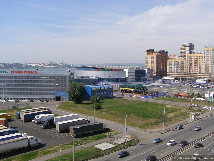 Казань-современный город