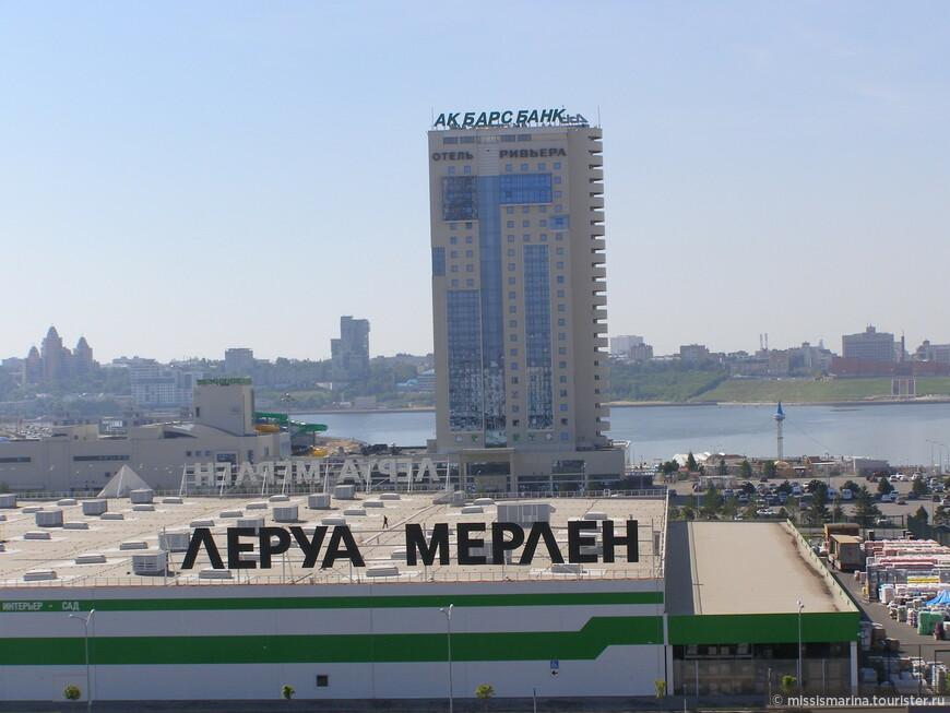 «Казанская Ривьера» - бренд хорошо известный не только в Татарстане, но и далеко за его пределами. Комфортабельный  курорт в сердце 1000-летнего города.