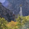 Подъем на фуникулере на вершину горы Сан-Хасинто (San Jacinto)