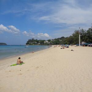 Пляжи Пхукета к югу от Патонга