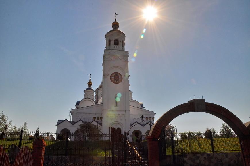 17. А теперь сам город. Прекрасная Преображенская церковь.