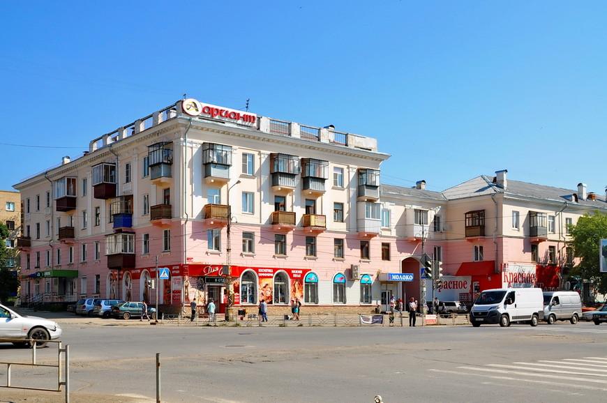 31. Городок небольшой, преимущественно промышленный, но также знаменит тем, что в нем проходят «учебку» солдаты-срочники.