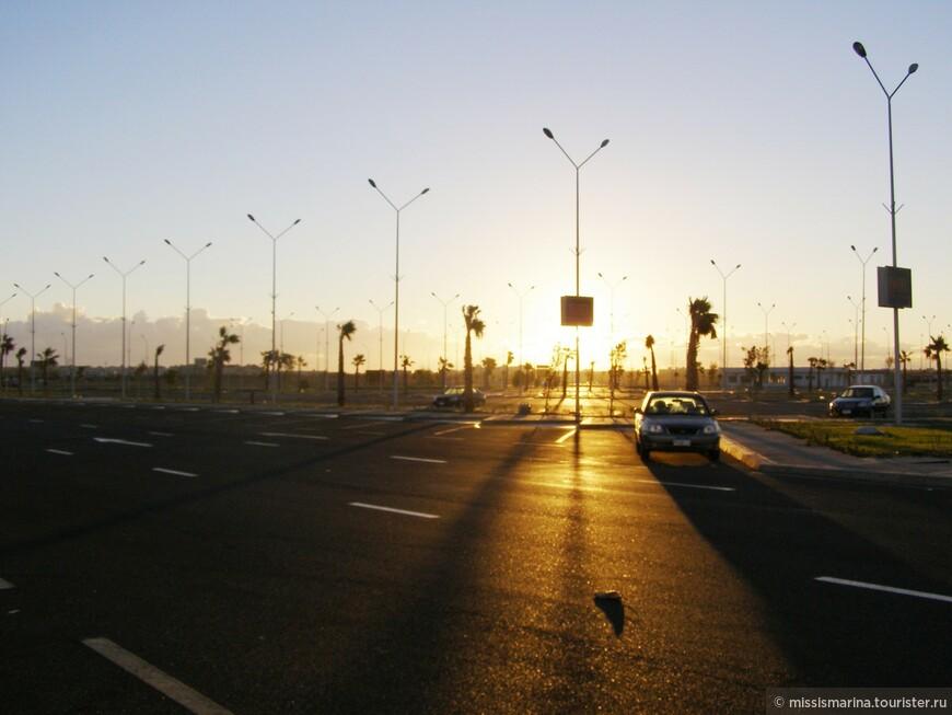 В аэропорту Хургады