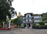 Шри-Ланка. Пещерный храм — Дамбулла
