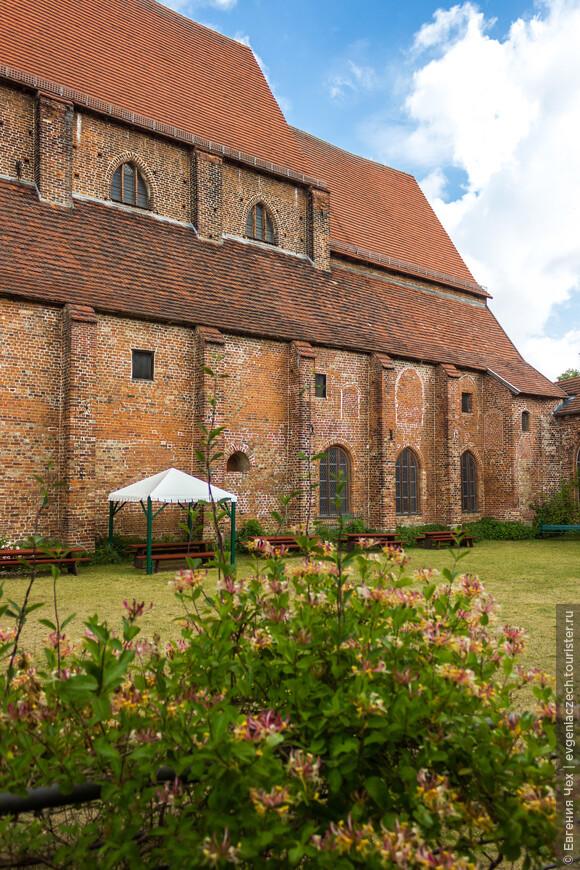 Бывший монашенский садик