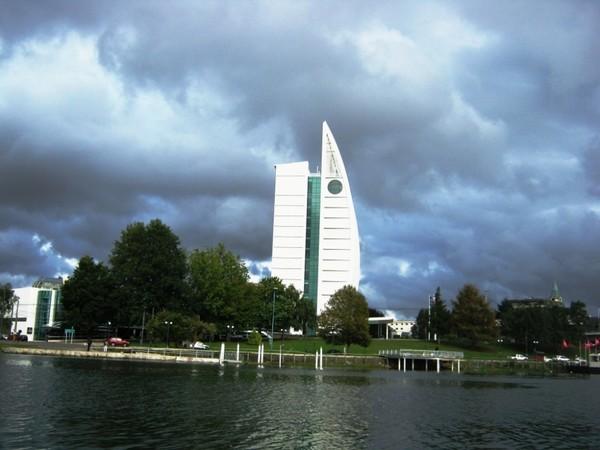 Вальдивия — столица Региона Рек Чили