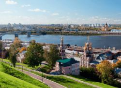 Нижний Новгород вошел в топ-10 популярных турнаправлений у россиян