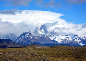 Пейзажи Патагонии