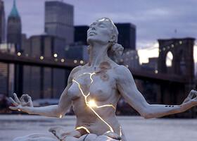 Необычные скульптуры США