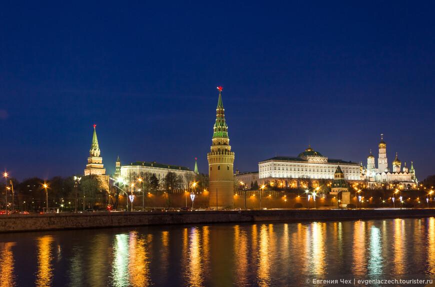 Прогуляемся в сторону Кремля