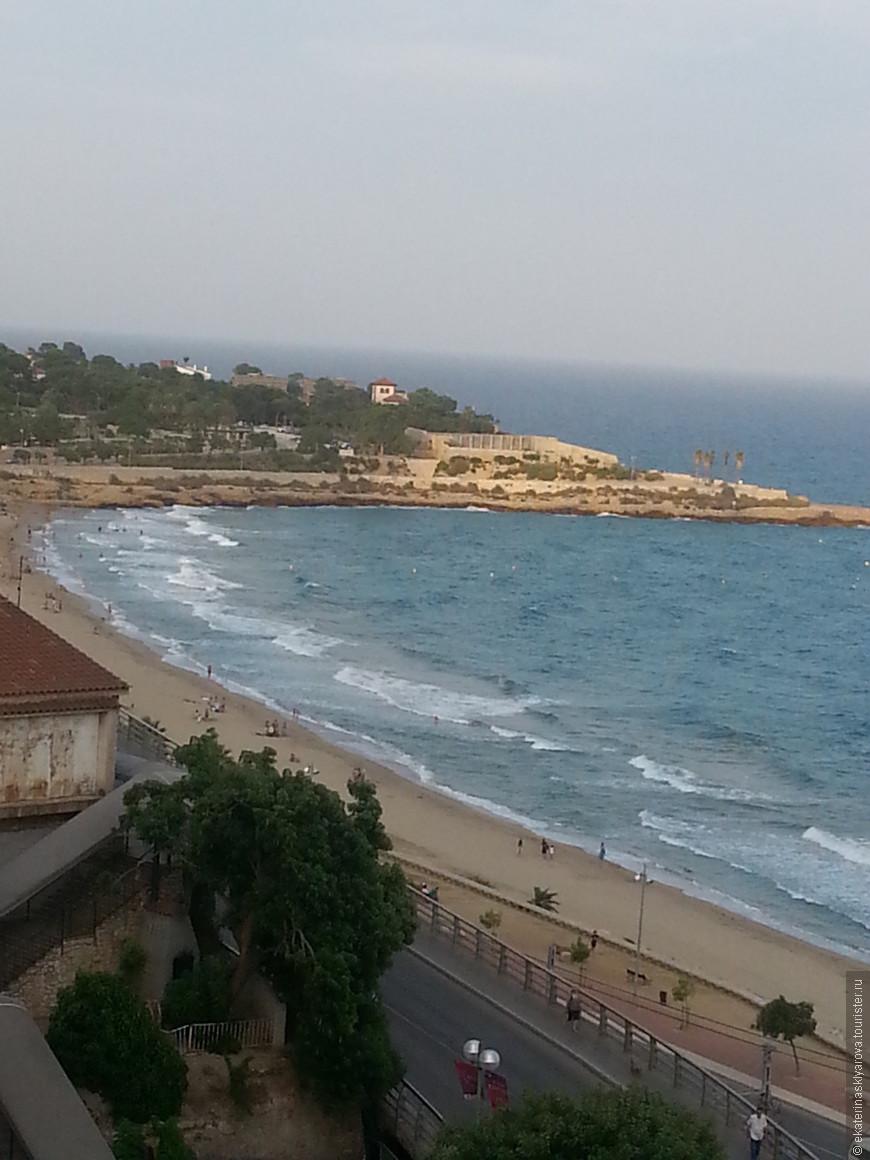 Таррагона испания пляжи