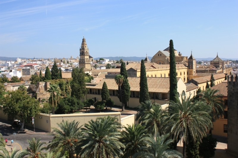 Арабский след в Кордобе и Гранаде