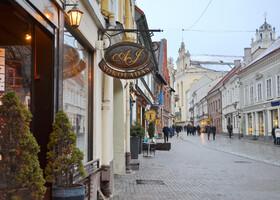 Улицами Вильнюса