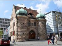 Нюрнберг _  Прогулка по Старому городу