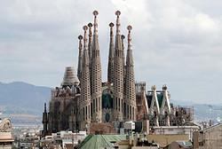 В Соборе Святого Семейства в Барселоне произошел пожар