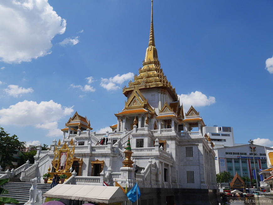 Храм Золотого Будды.