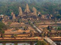 В Ангкор Ват из Таиланда попасть стало сложно