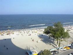 Пляжи Азовского моря исчезают под натиском воды