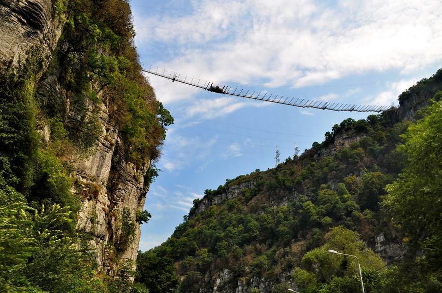 05. Тот самый комплекс в котором можно прыгнуть с 207 метров!
