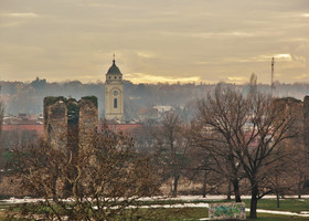 Смедерево. Былая столица Сербии