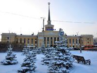 Петрозаводск перед Рождеством