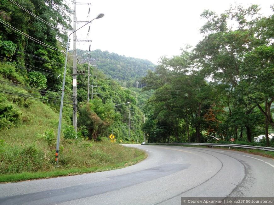 По дороге из Камалы