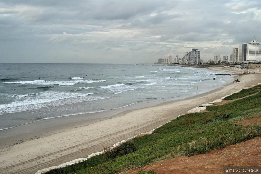 """Пляжи ближе у югу города более """"дикие"""", чем в северной части."""