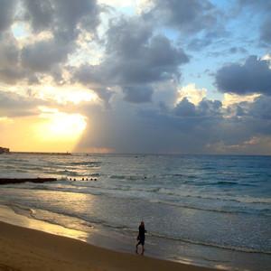 Дождливый Тель-Авив