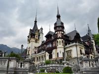 Замок Пелеш.Трансильвания.