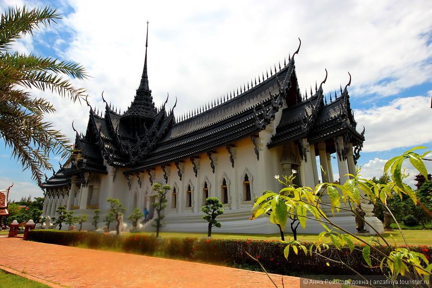 мини-копии храмов