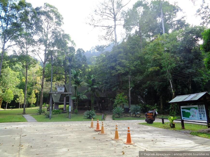 Национальный парк Бенча находится в провинции Краби в Южном Таиланде - это единственный парк, который находится полностью на суше