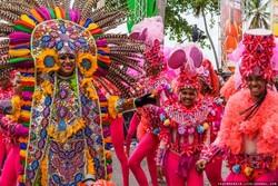 В Доминикане начался карнавал
