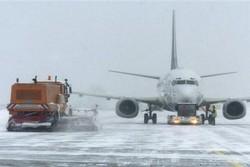 Аэропорт Ростова-на-Дону закрыт из-за снегопада
