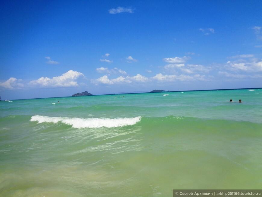 Пляж на острове Пхи-Пхи Дон