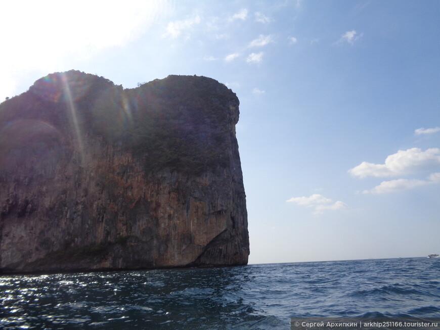 Северный мыс острова Пхи-Пхи Лей