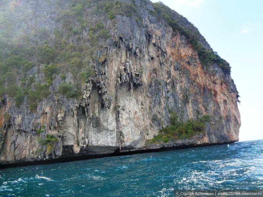 Остров Пхи -Пхи Лей