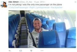 Philippine Airlines совершила рейс с одним пассажиром на борту